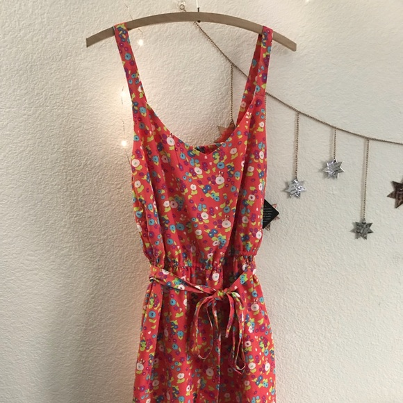 81d832227bb Cute floral summer dress